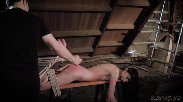 BDSM and Bondage Sex with a Passionate Teen that Wants fr