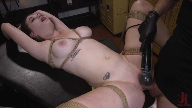 Shoplifter is Caught and Tormented,