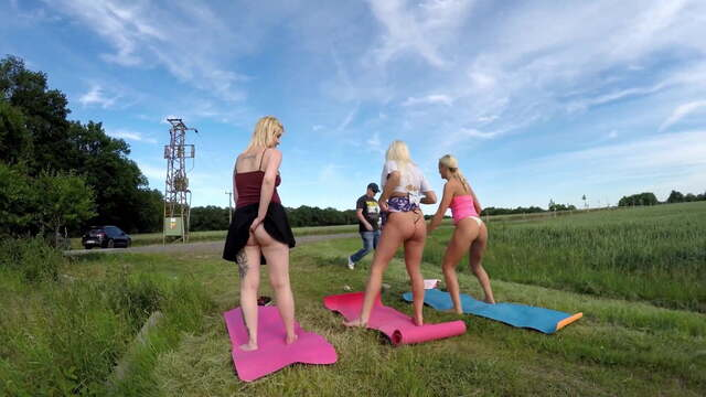 The Great Outdoors Challenge with Daisy Vicky and Berna fr